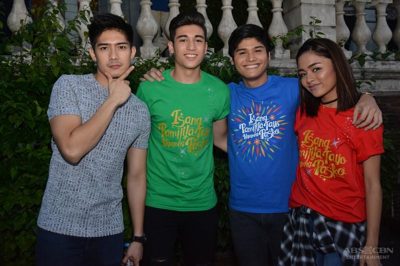 PHOTOS: Isang Pamilya Tayo Ngayong Pasko Christmas Kick Off