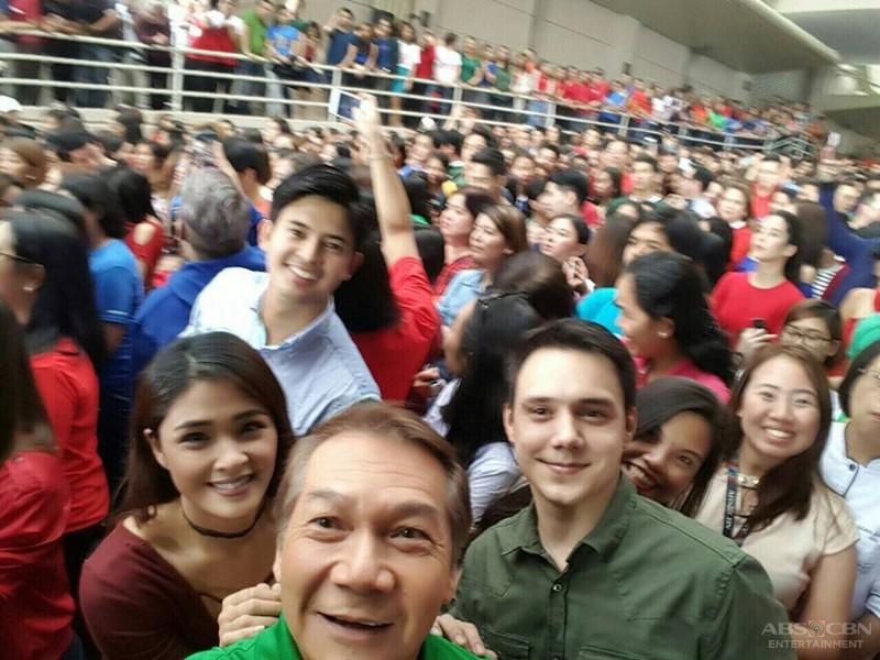 ABS-CBN Christmas Station ID 2016: Langit Lupa
