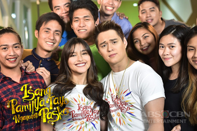 PHOTOS: ABS-CBN Christmas Station ID 2016, tampok ang mga kwento ng pagbangon at tagumpay ng mga Pilipino