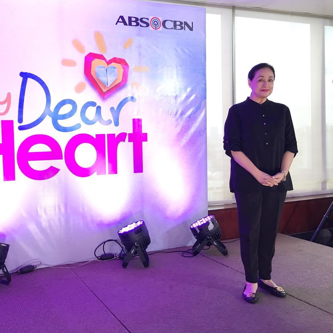 PHOTOS: Ipinakikilala ang mga karakter sa bagong teleseryeng My Dear Heart