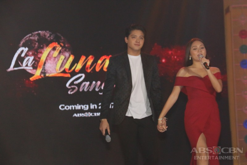 ABS-CBN Trade Event 2016: La Luna Sangre