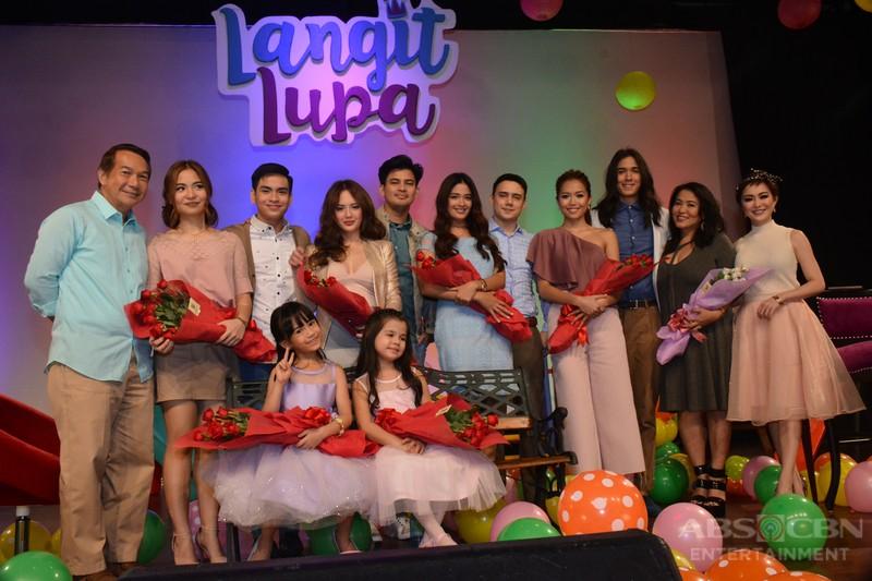 PHOTOS: Langit Lupa stars meet the press