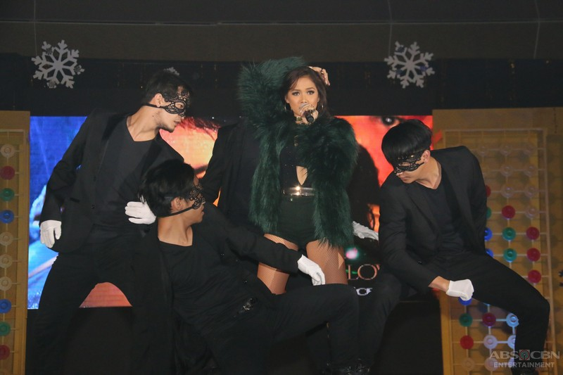 ABS-CBN TRADE EVENT 2016: Wildflower lead star Maja Salvador's sizzling hot dance number