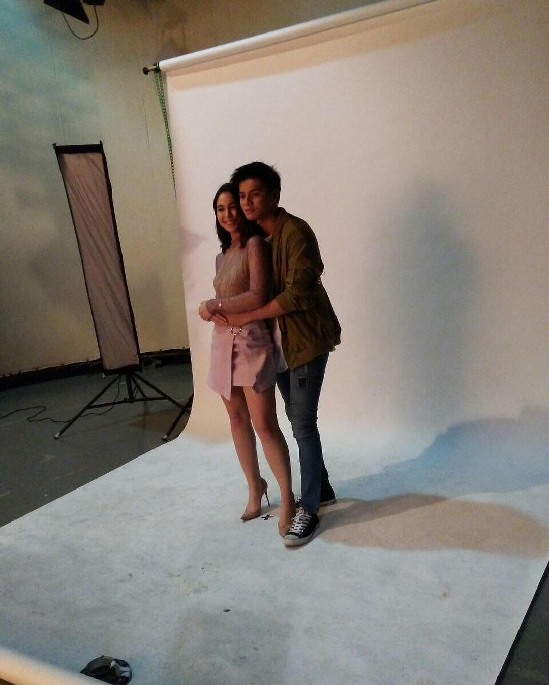 BEHIND-THE-SCENES: A Love To Last Pictorial