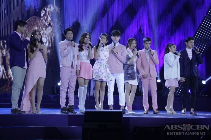 Over 200 ABS-CBN stars unite as one big family in ABS-CBN Christmas Special
