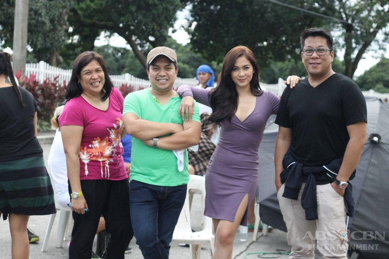 PHOTOS: Wildflower First Taping Day