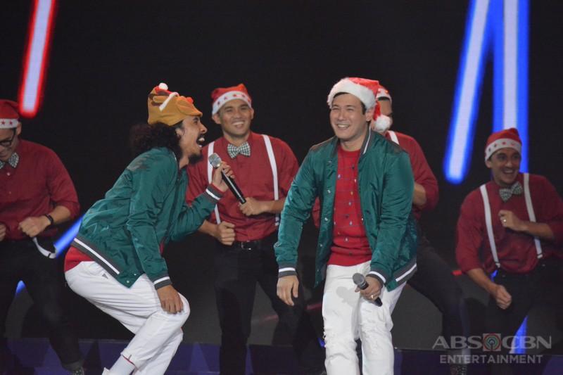 IN PHOTOS: FPJ's Ang Probinsyano stars level up ang paghataw sa ABS-CBN Christmas Special 2016
