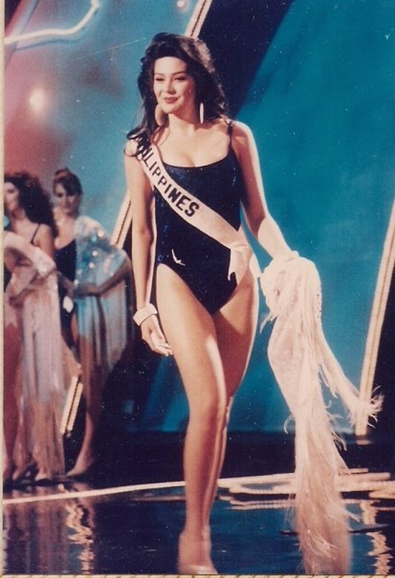 Throwback: Miss Universe Title Holders in Swimsuit Competition