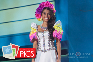 Throwback: Miss Universe Title Holders in National Costumes