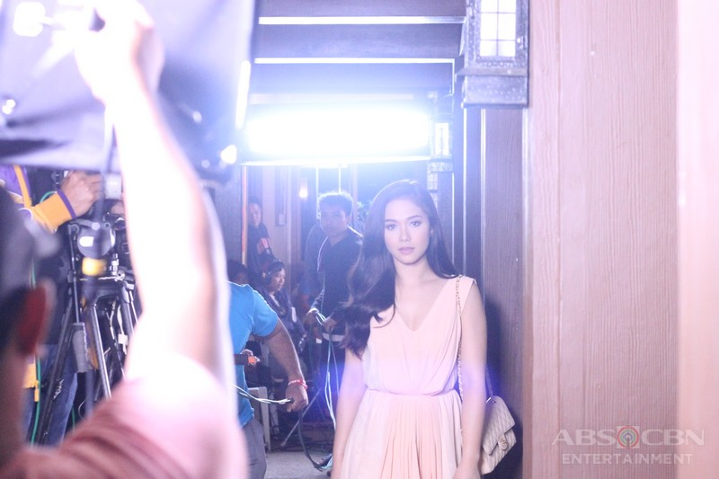 BEHIND-THE-SCENES: First taping day of Maja's leading men in Wildflower