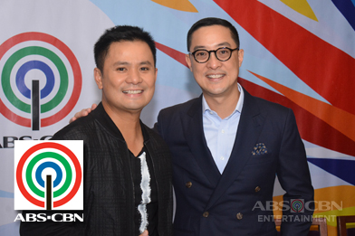 PHOTOS: Ogie Alcasid signs contract with the Kapamilya Network