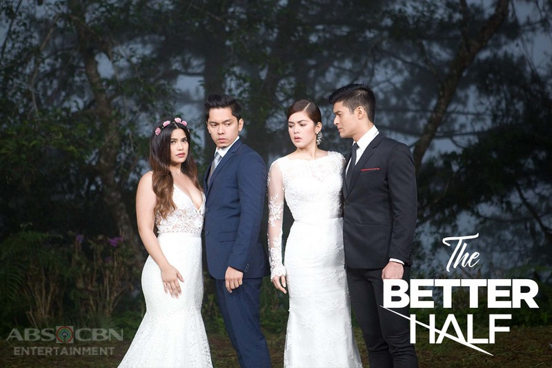 LOOK: The Better Half Pictorial Photos