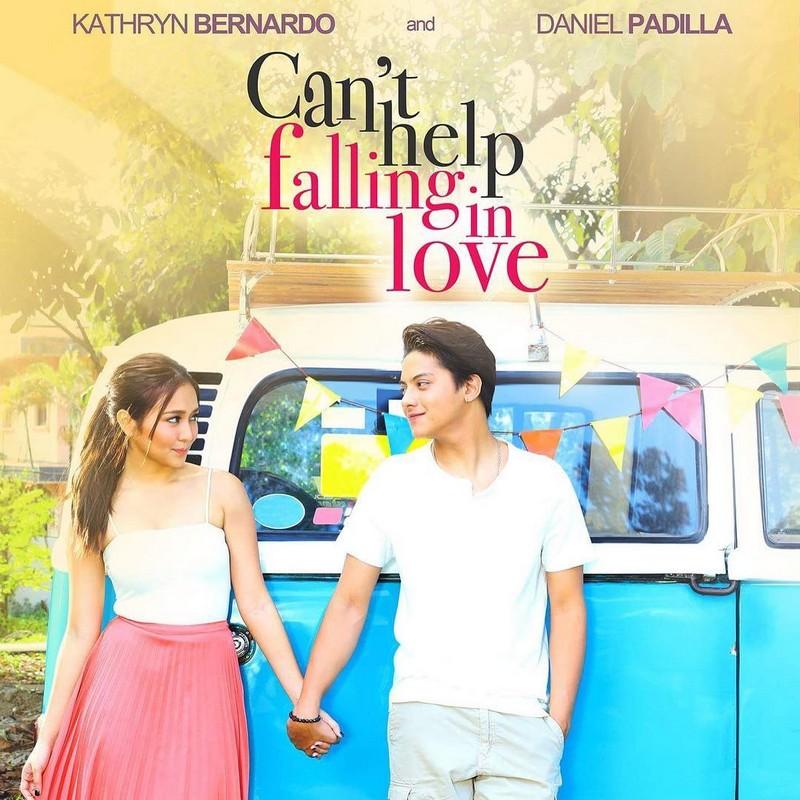 PHOTOS: Gab (Kathryn Bernardo) and Dos (Daniel Padilla) in Can't Help Falling In Love