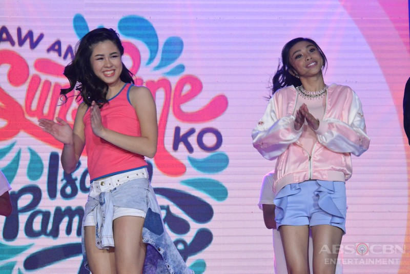 PHOTOS: PBB Lucky Season 7 Big 4 at Ikaw Ang Sunshine Ko, Isang Pamilya Tayo: The ABS-CBN Trade Event