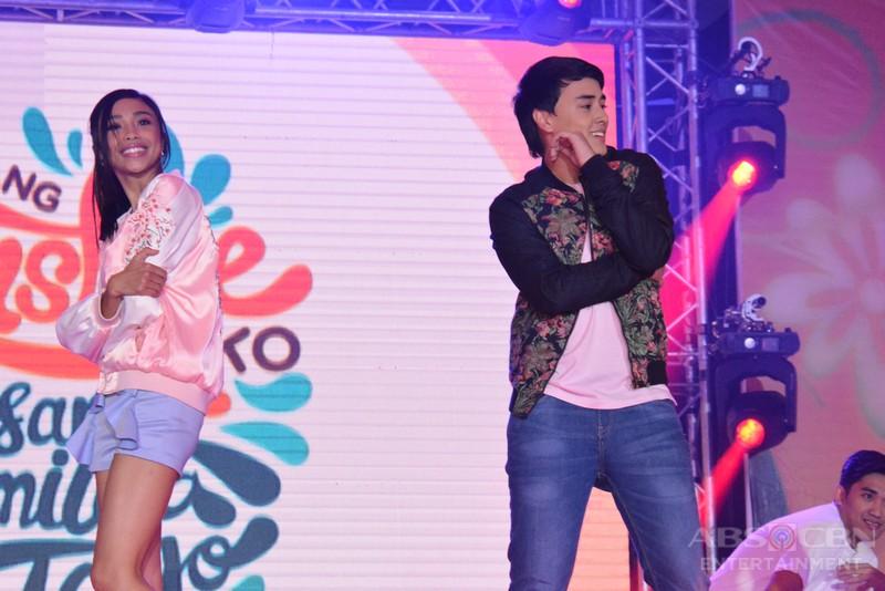 PHOTOS: PBB Lucky Season 7 Big 4 at Ikaw Ang Sunshine Ko, Isang Pamilya Tayo: The ABS-CBN Trade Event