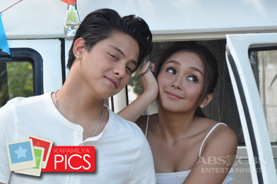 LOOK: Kilig wacky photos of KathNiel