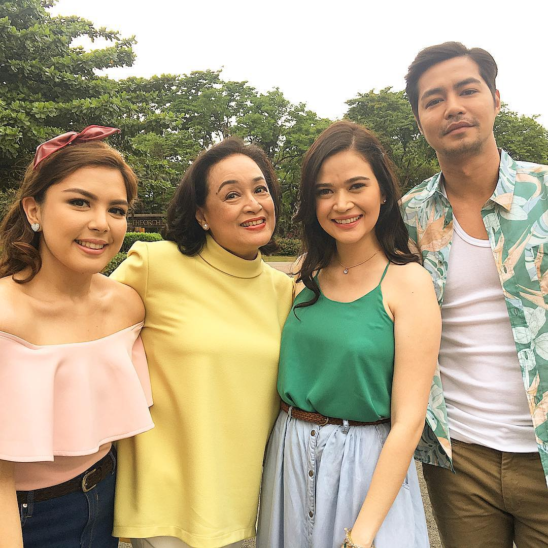 PHOTOS: The country's biggest stars and hottest love teams in 2017 Summer Station ID