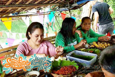 PHOTOS: Judy Ann Santos - Agoncillo in 2017 Summer Station ID
