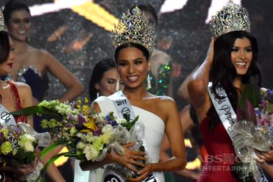 PHOTOS: Elizabeth Clenci hailed as Binibining Pilipinas Grand International 2017