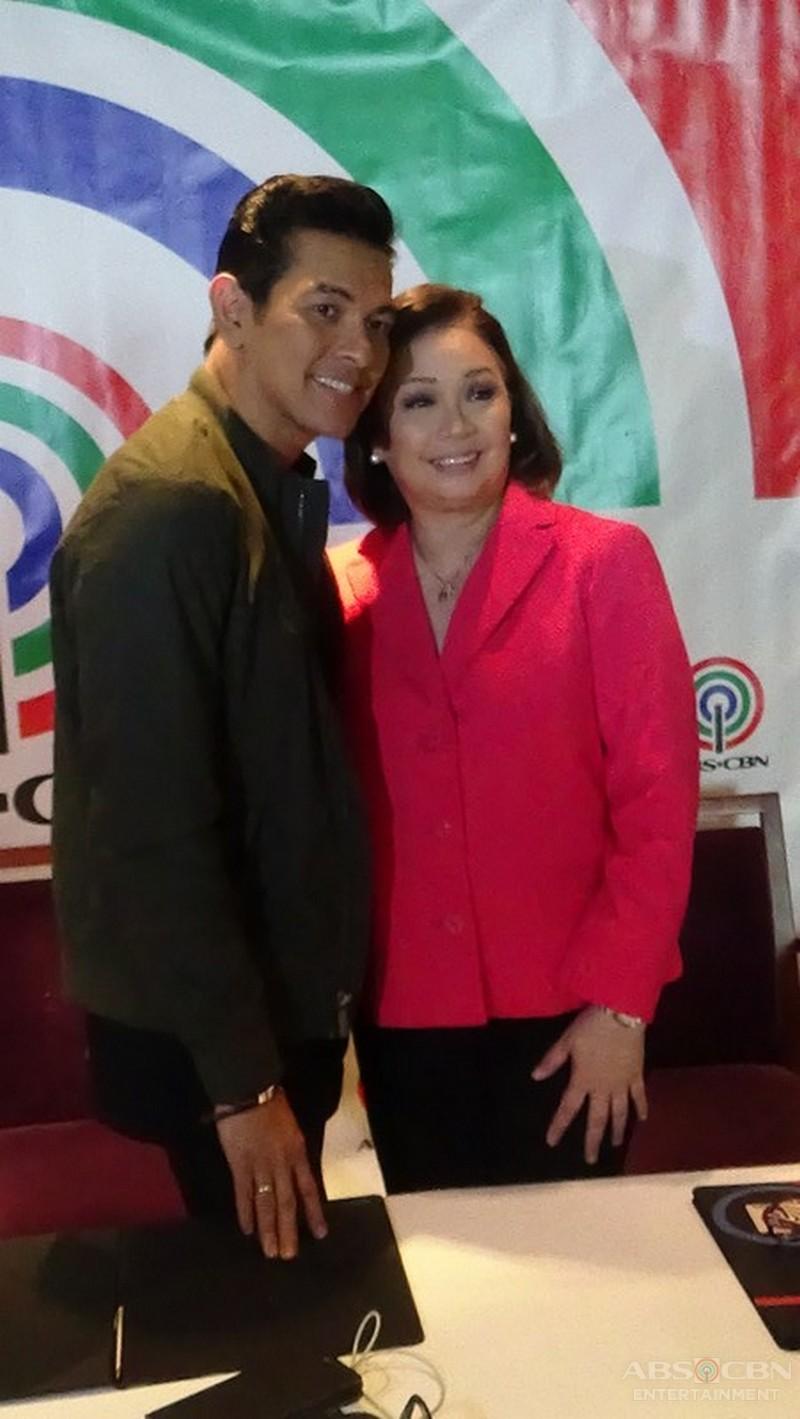 PHOTOS: Mr. Pure Energy Gary Valenciano remains a Kapamilya