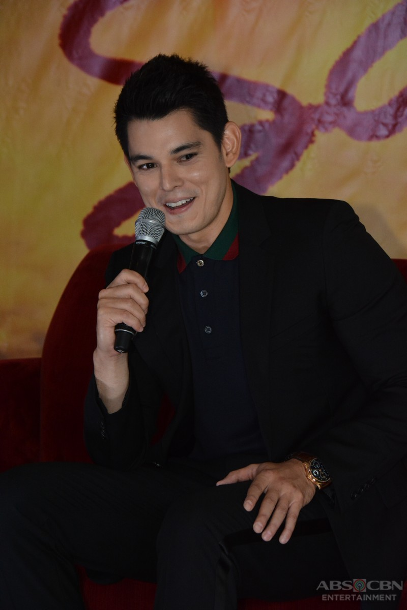 PHOTOS: Richard Gutierrez joins the cast of La Luna Sangre as Sandrino, ang Hari ng mga Bampira