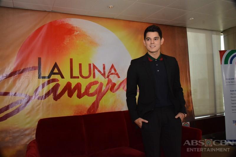 PHOTOS: Richard Gutierrez joins the cast of La Luna Sangre as Sandrino, ang Hari ng mga Bampira