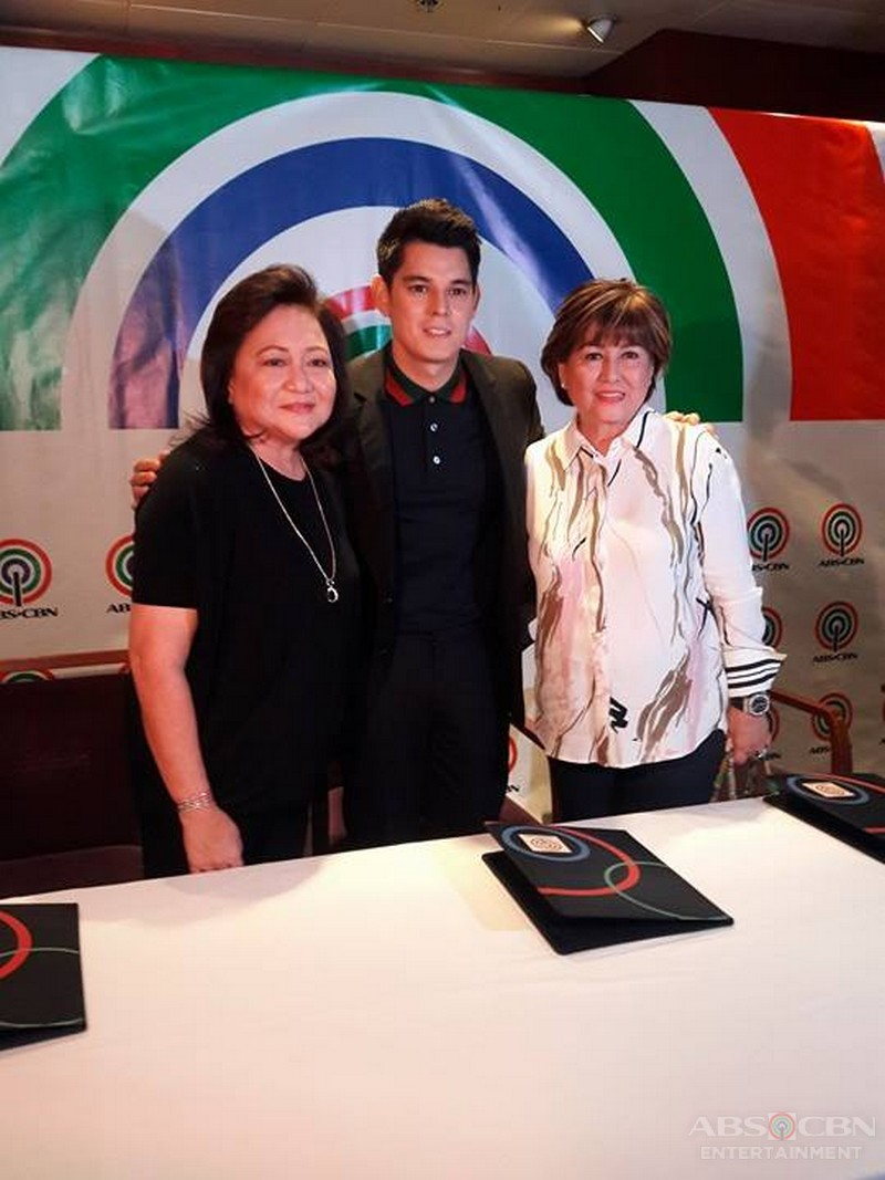 PHOTOS: ABS-CBN welcomes its newest Kapamilya, Richard Gutierrez