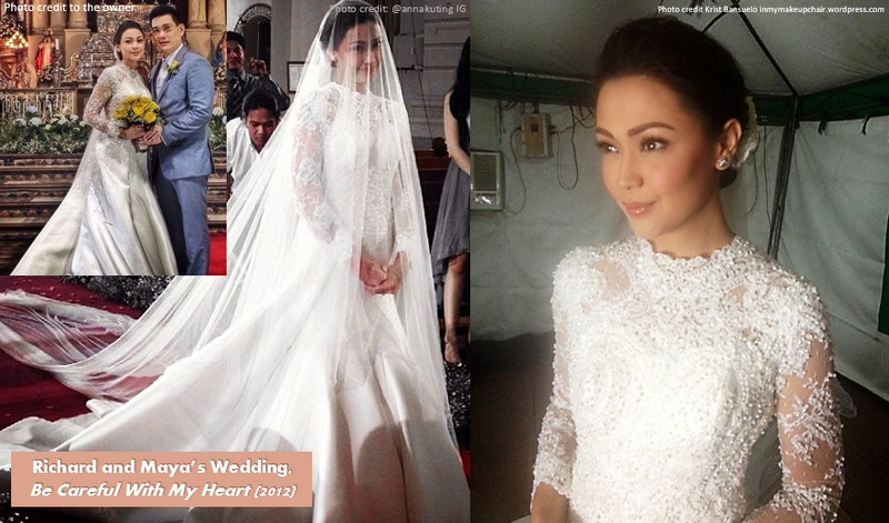 THROWBACK: 20 Photos of the most beautiful brides in Kapamilya teleseryes!