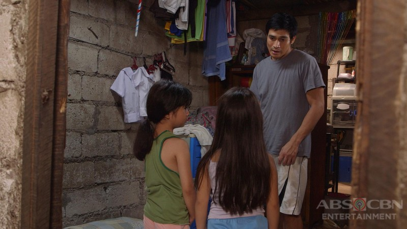 IN PHOTOS: Piolo Pascual and Isabelle Daza's emotional scenes for MMK's Father's Day episode