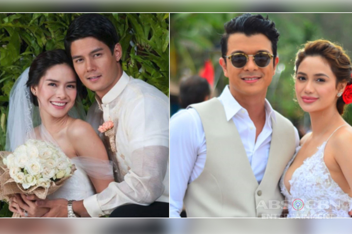 19 of the most memorable wedding scenes in Kapamilya teleseryes