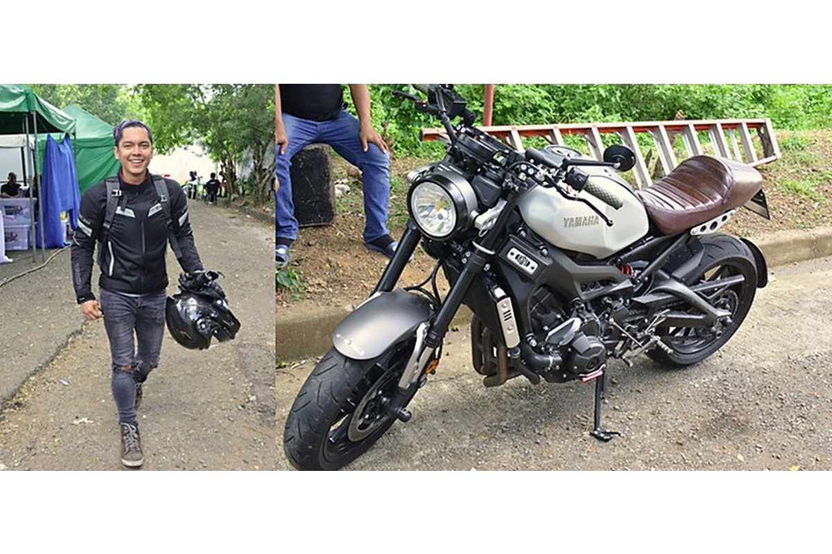 TOYS FOR BIG BOYS: Check out these 10 Kapamilya stars who love to ride motorcycles!