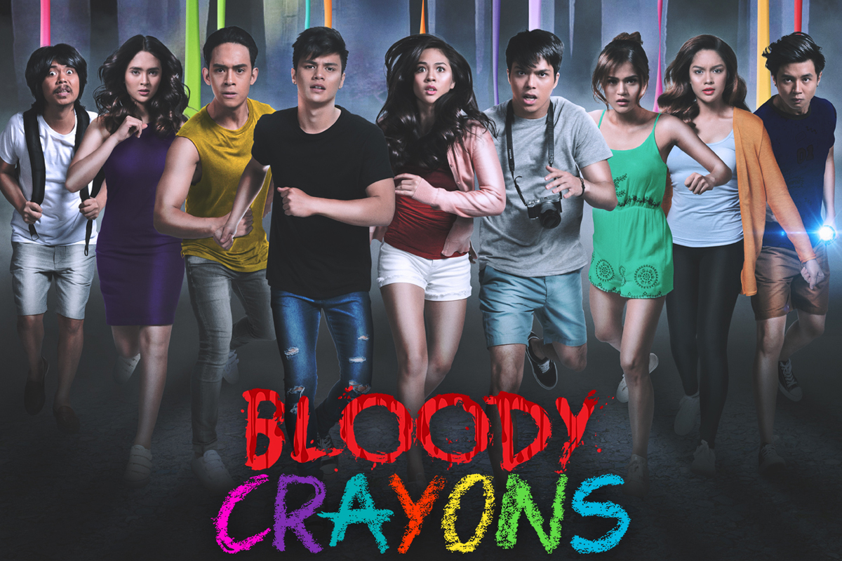 PHOTOS: Kilalanin ang mga bida ng Bloody Crayons