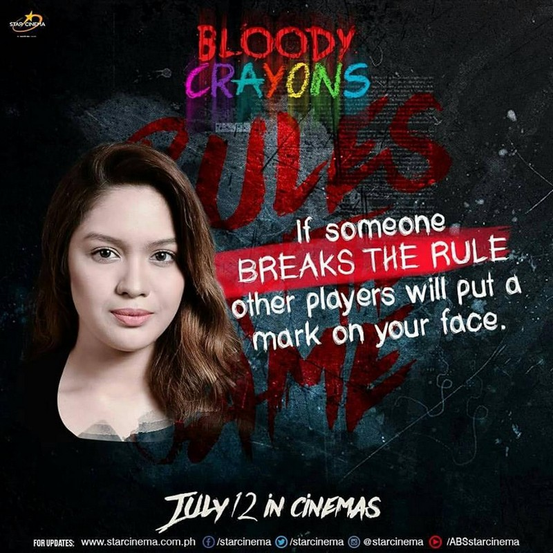 Bloody Crayons: Rules Of The Game