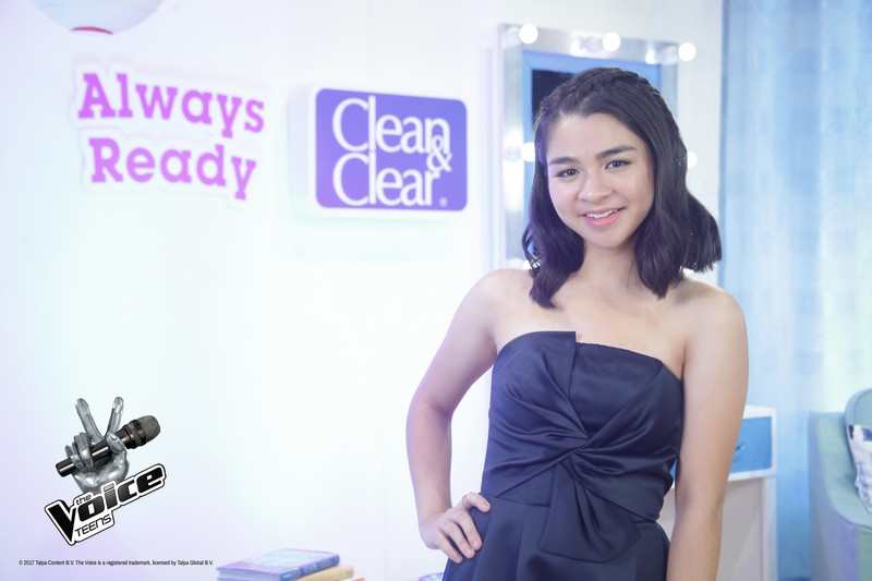 Take A Closer Look At The #AlwaysReady Beauties Who Graced 'The Voice Teens' Battle Rounds