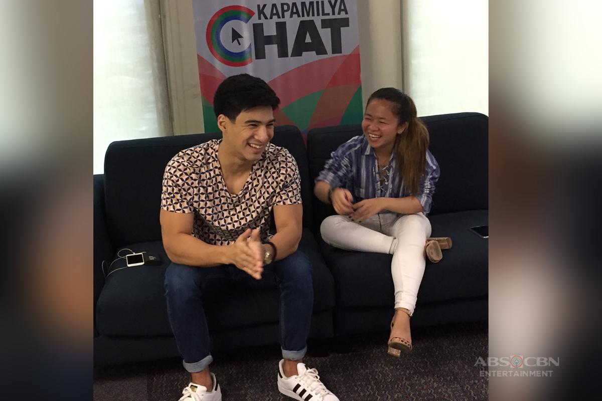 PHOTOS: Kapamilya Chat With Albie Casino And Kiray