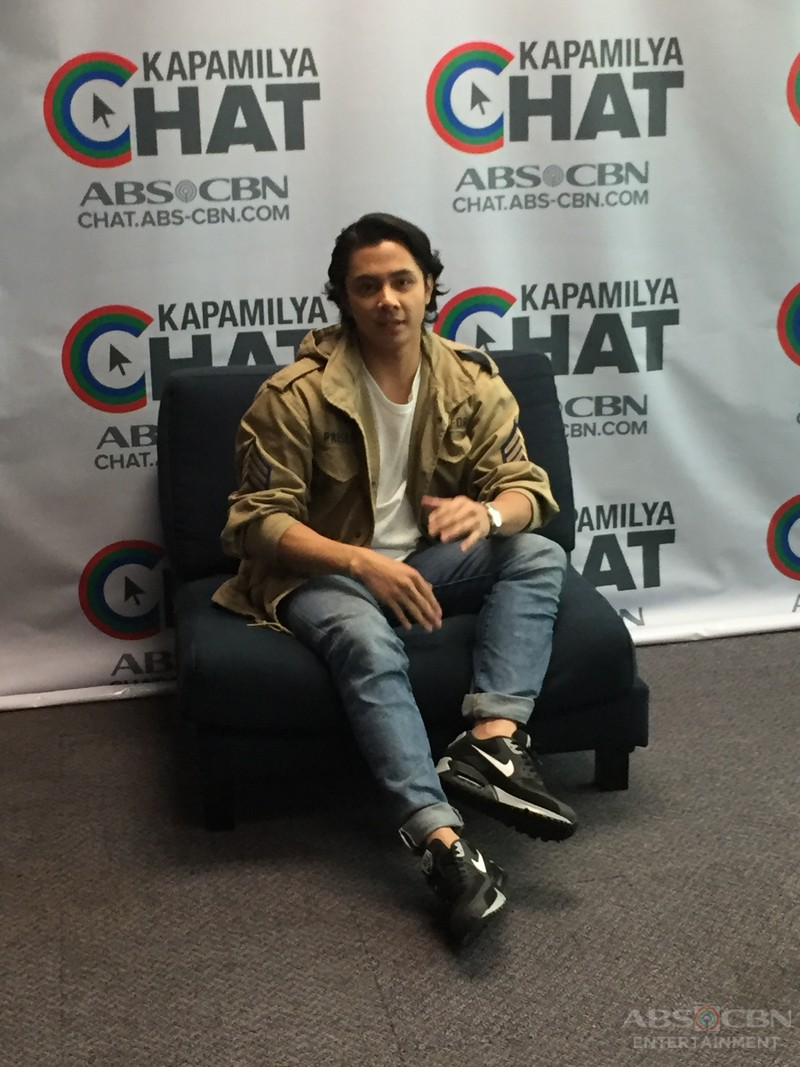 PHOTOS: Kapamilya Chat With JC Santos