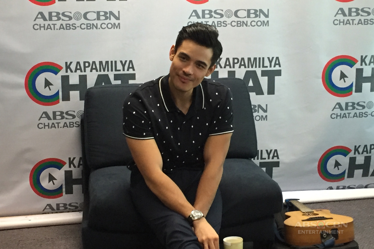 PHOTOS: Kapamilya Chat With Xian Lim
