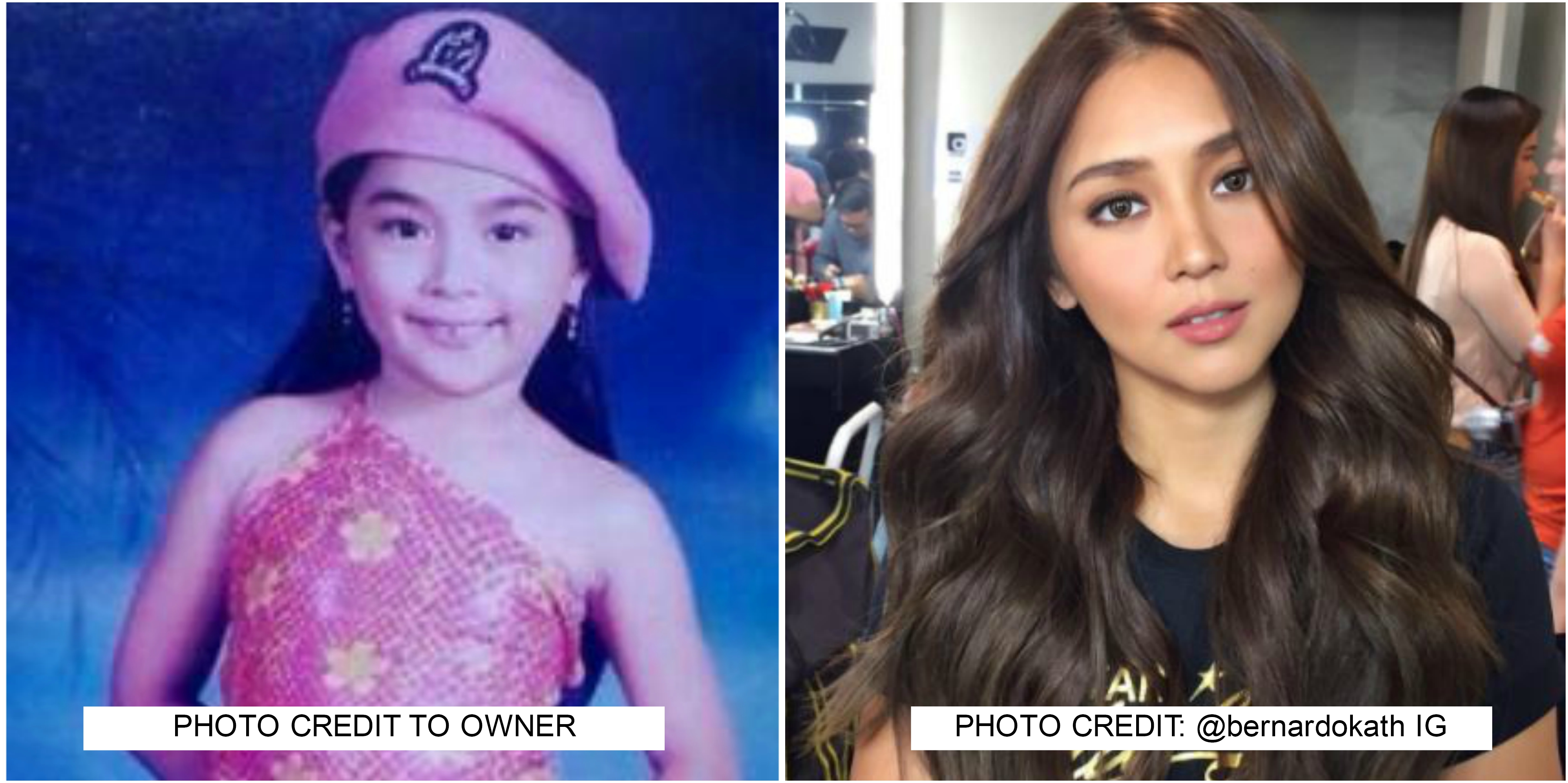 Kapamilya Celebrities Then & Now: Before They Were Famous