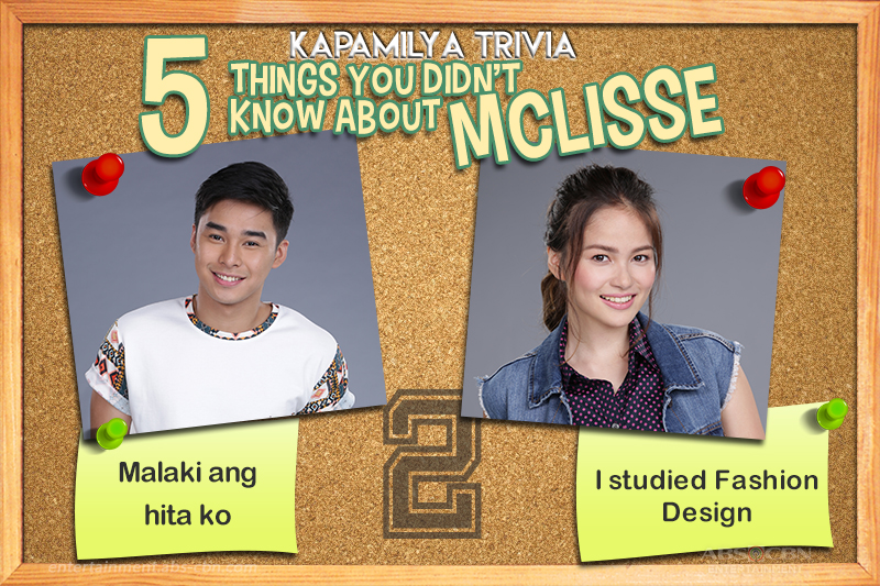 Kapamilya Trivia: 5 things you didn't know about McLisse