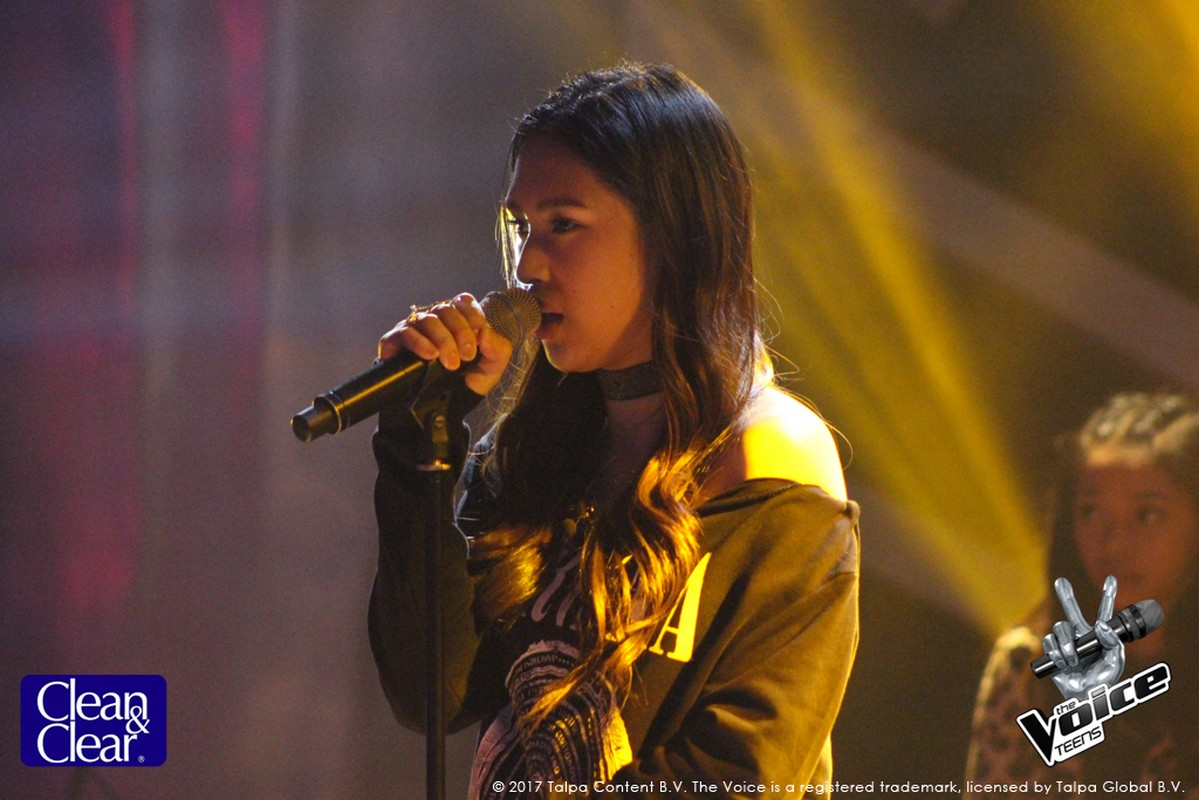 See the Winning Moments Of These #AlwaysReady Beauties on 'The Voice Teens' Knockout Rounds