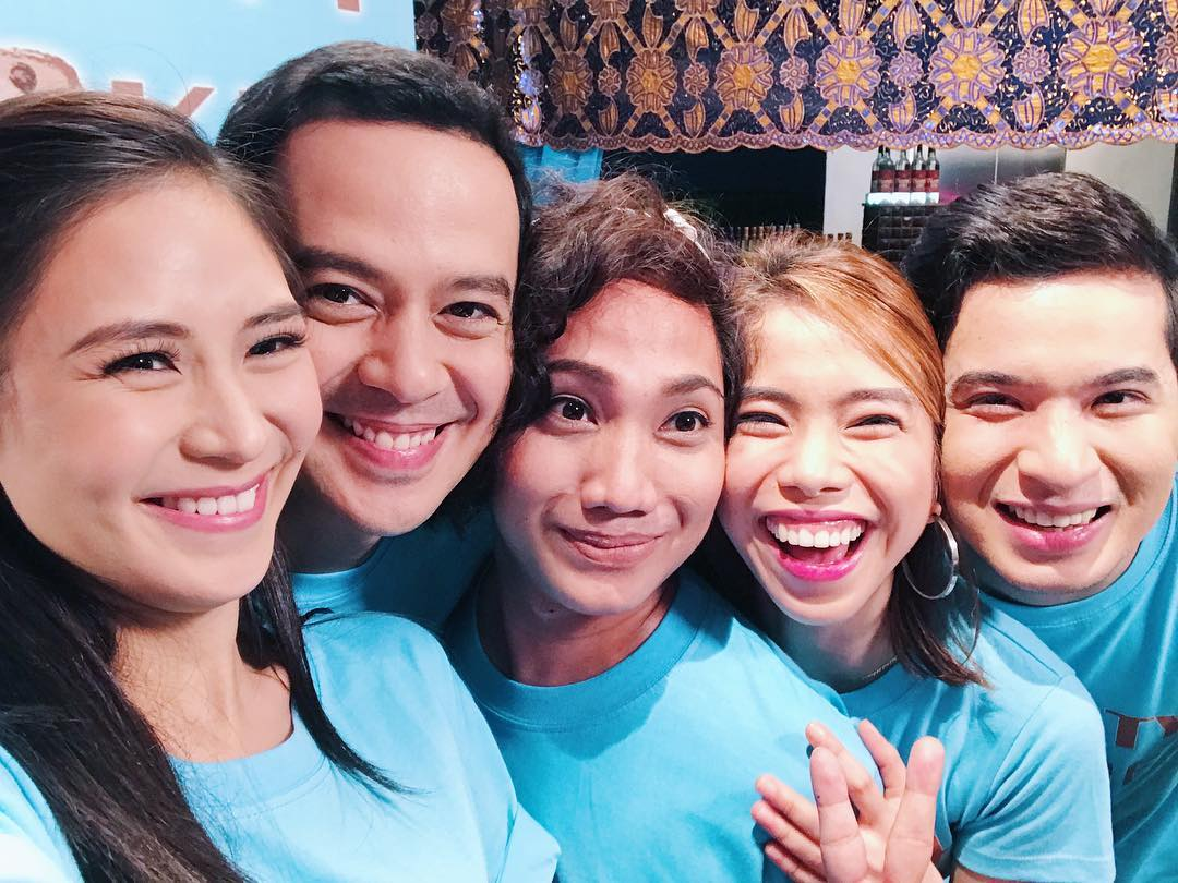 LOOK: Finally Found Someone's Behind-the-scenes photos
