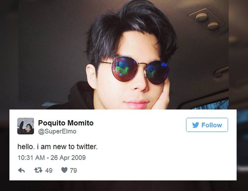 The shocking FIRST TWEETS of your fave celebrities!