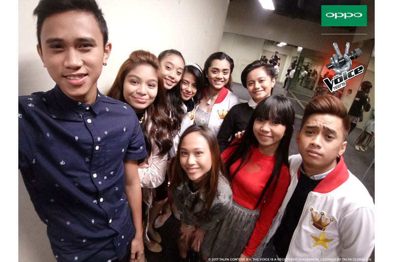 LOOK The OPPO Best Moments of The Voice Teens Champion Jona Soquite  2