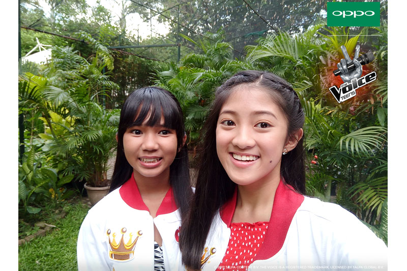 LOOK The OPPO Best Moments of The Voice Teens Champion Jona Soquite  3