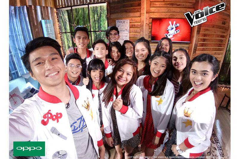 LOOK The OPPO Best Moments of The Voice Teens Champion Jona Soquite  4