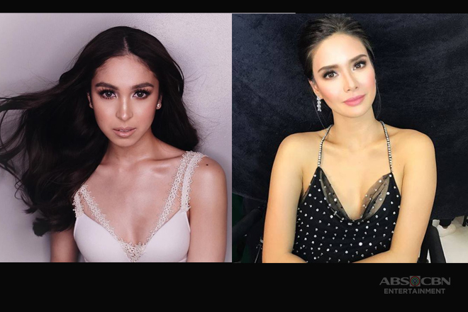 LOOK: 15 Kapamilya stars with the sexiest collarbones!