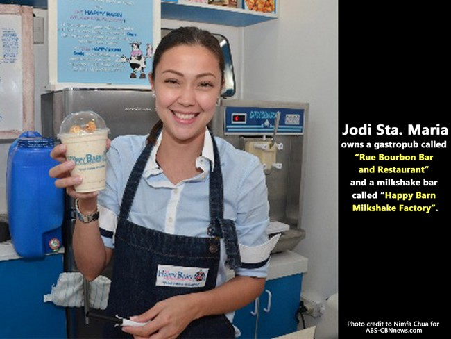 LODI! 18 business-minded celebs that will surely inspire you!