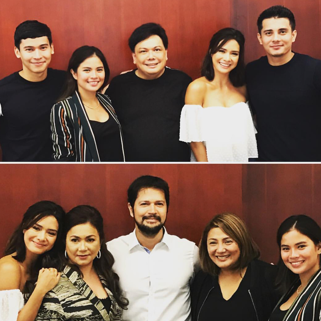 LOOK: Erich Gonzales, Enchong Dee to reunite in new TV series