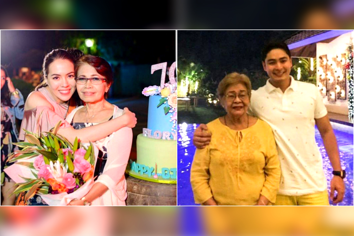Kapamilya Celebrities Who Are Best Friends With Their Grandparents