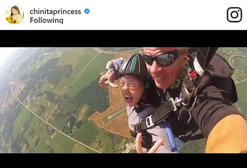 MGA HULOG NG LANGIT! 9 Kapamilya stars who looked gorgeous while skydiving